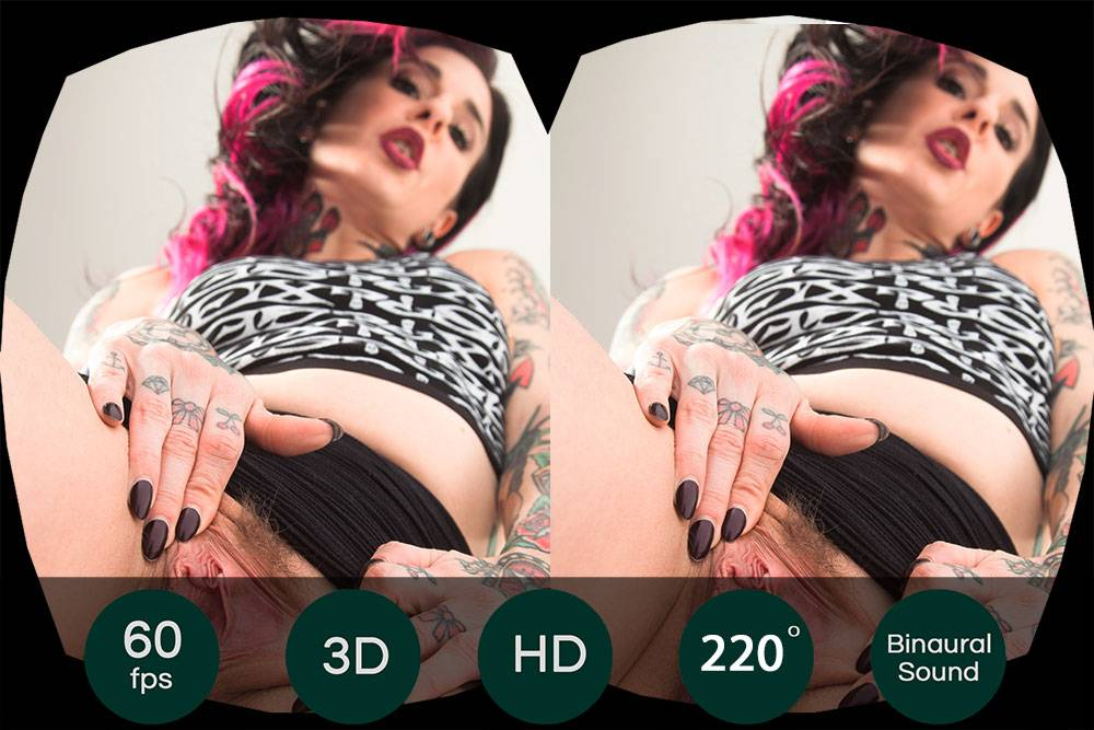 The Upskirt Collection: Joanna Angel Facesitting